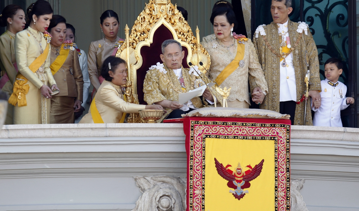Here Are Some Brief Profiles Of The Thai Royal Family