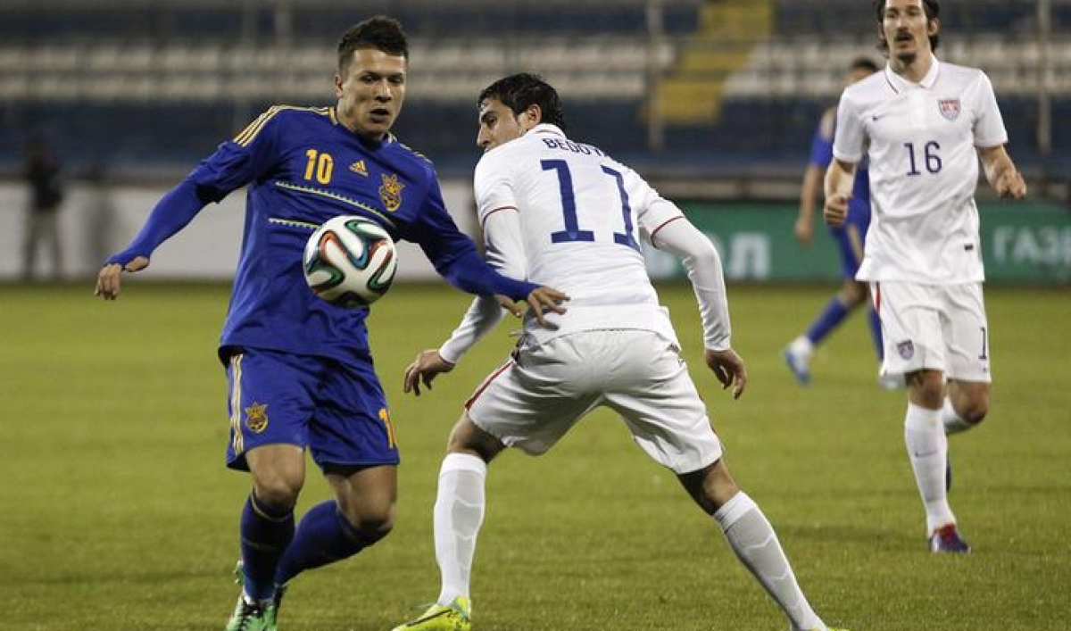 Ukraine's government tells soccer teams they'll finish their season in empty stadiums