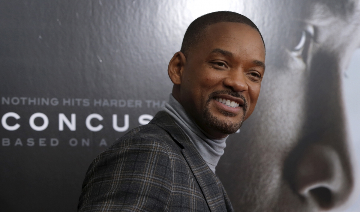 Will smith has been criticized for his nigerian accent in his new