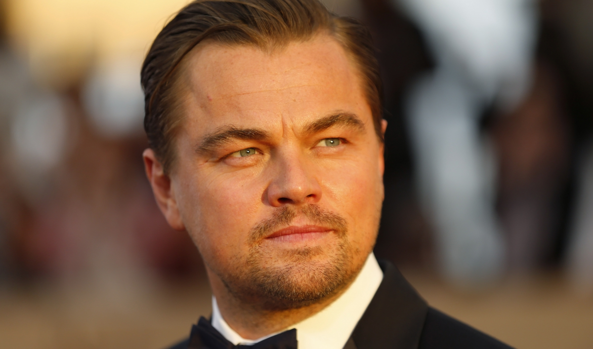 Leonardo Dicaprio As A 13th Century Persian Poet Why Not Says