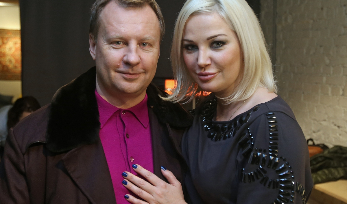 Maksakova told Malakhov about the murder of her husband in an exclusive interview 29.08.2017 61