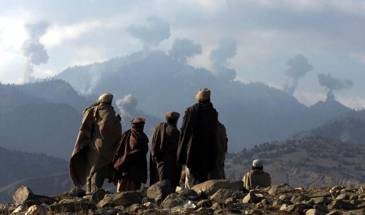 Remembering the battle of Tora Bora in 2001