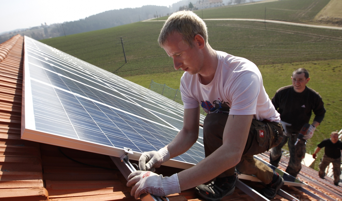 A German Inventor Makes It Easier To Use Solar Energy At Night Do Panels Work How Diagram For Kids