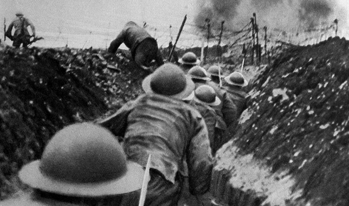 the reasons why the battle of the somme in 1916 was a disaster for the british army 1916 total war: battle of the somme programme length 1 hour this program sets out deliberately to explore the myth of 'lions led by donkeys' that has coloured many attempts previously to assess the successes and failures on the western front.