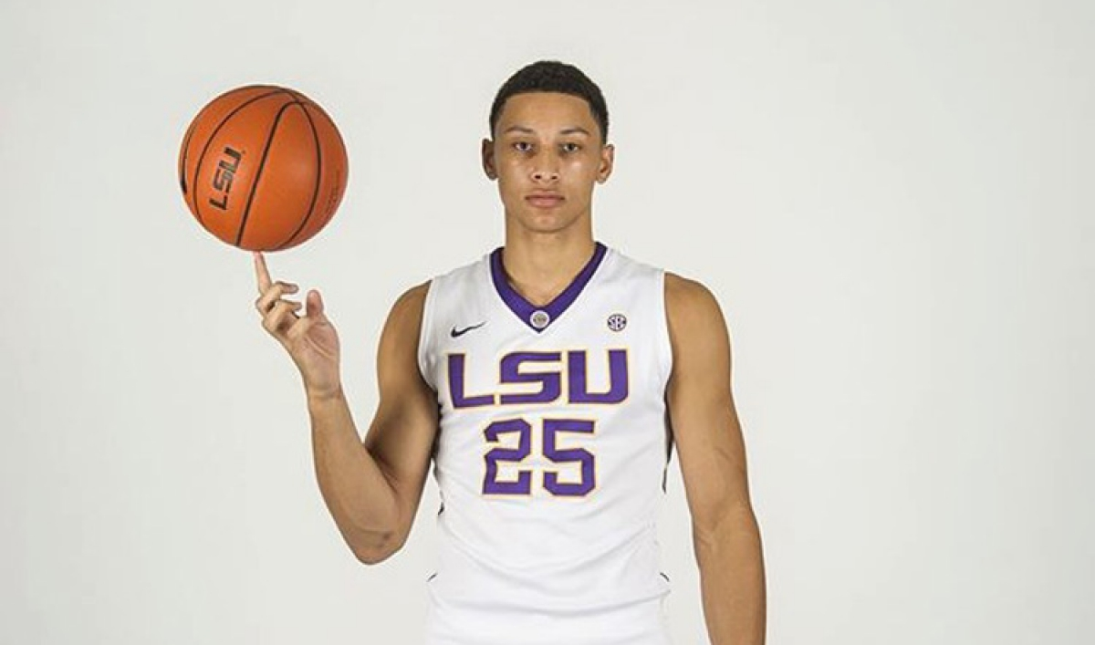 An international upbringing inside and outside the game of basketball is expected to serve Ben Simmons well as he heads to LSU as the nations top recruit