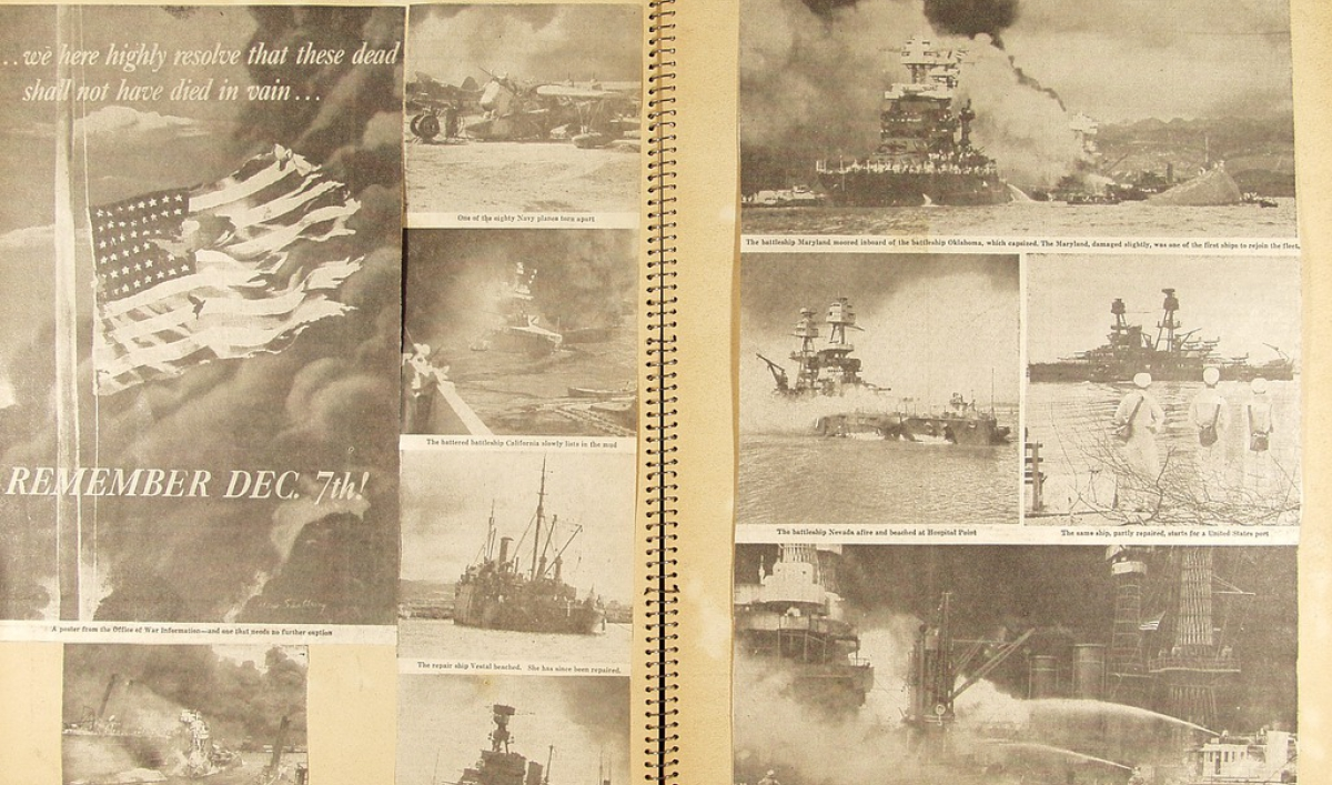 the details of the air strokes by the japanese on pearl harbor