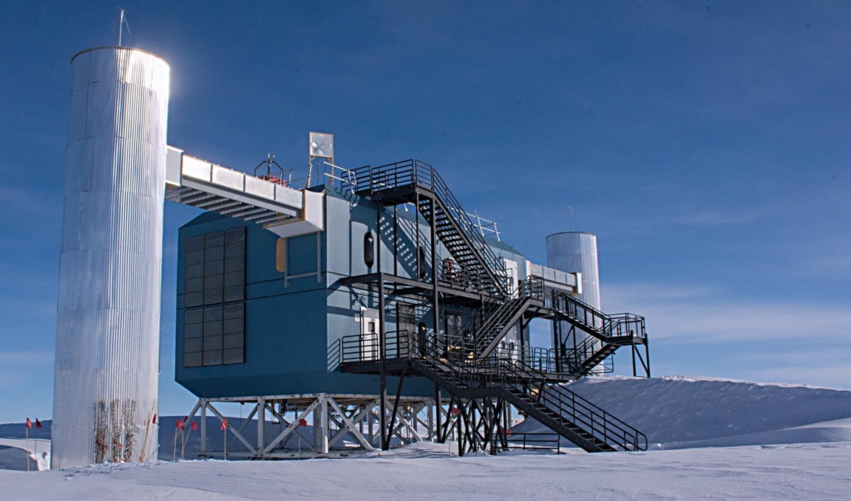 A new book recounts the amazing history of the IceCube ...Icecube Neutrino Observatory July
