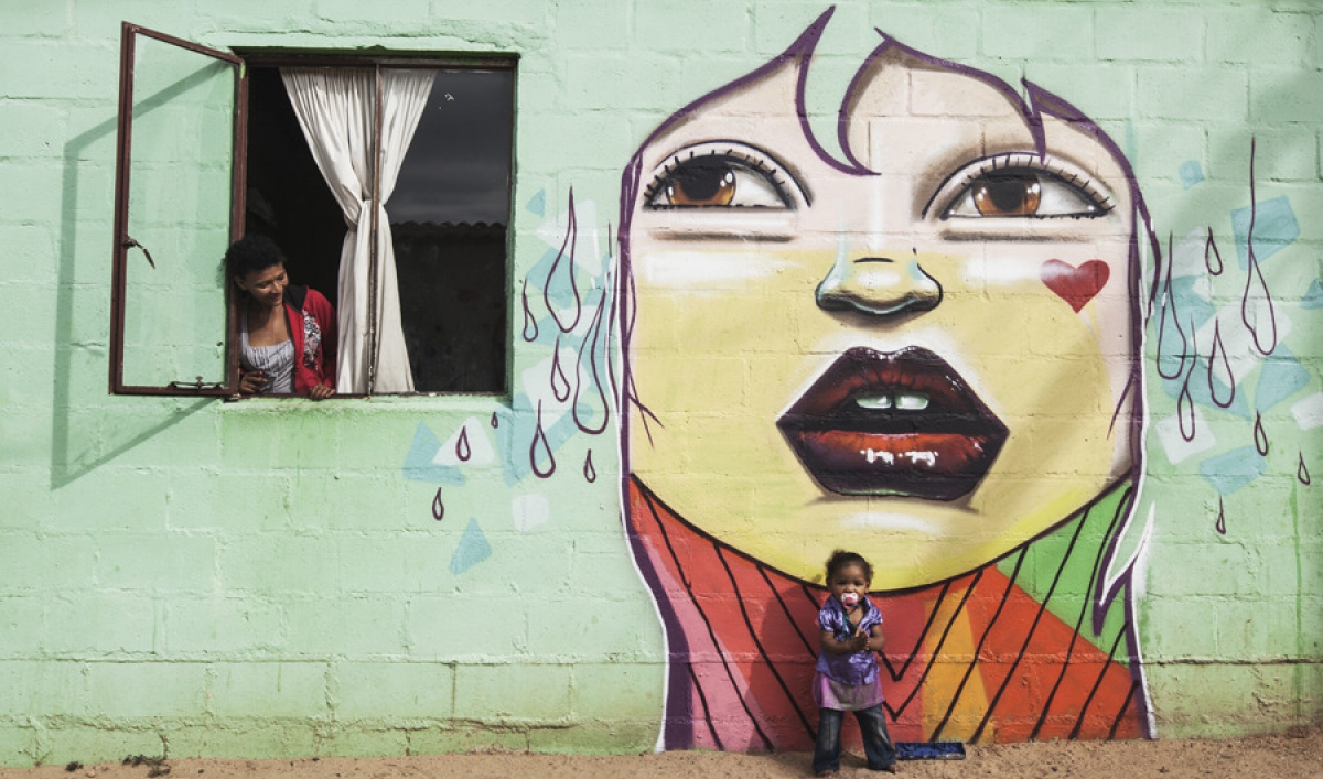 Here are three African street artists you should know