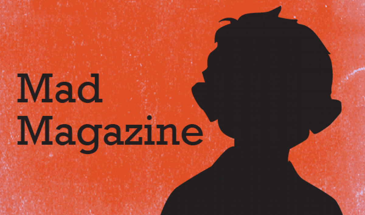 "American Icons: ""Mad Magazine"""