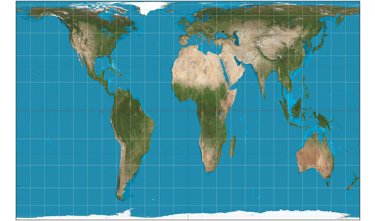 Bostons public schools have adopted a new more accurate world map gumiabroncs Images