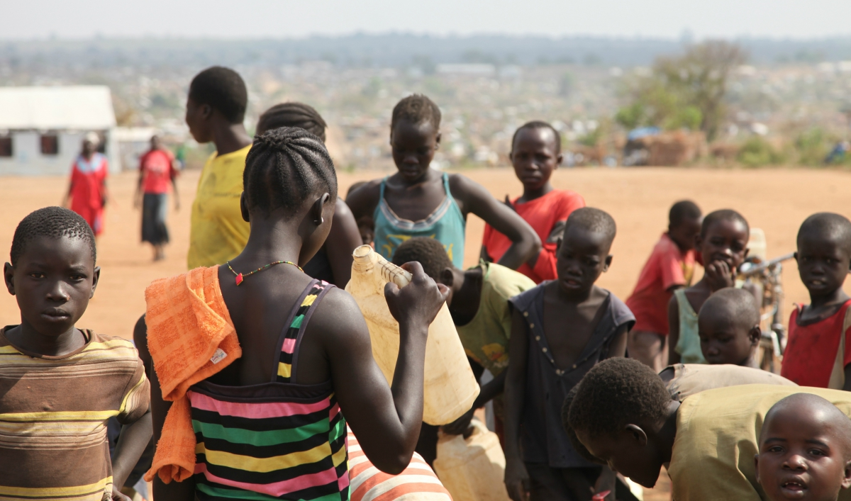 Uganda has been a welcoming place for South Sudan's refugees