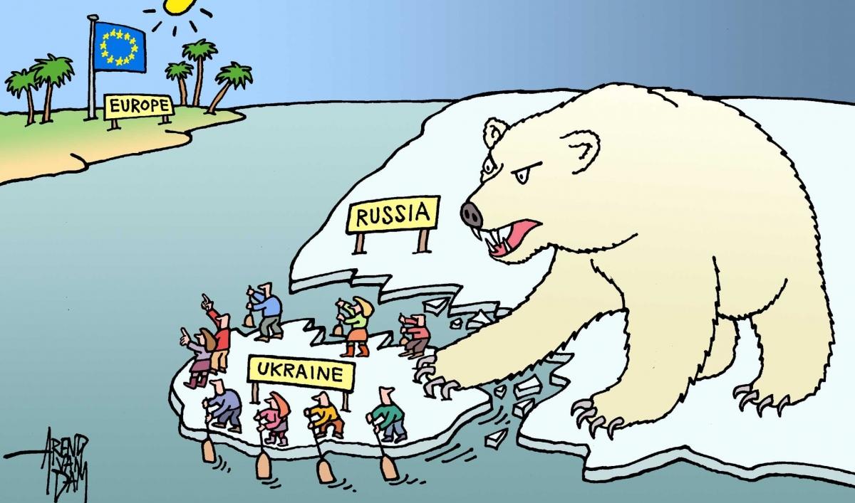 Is The Russian Bear Awakening Public Radio International