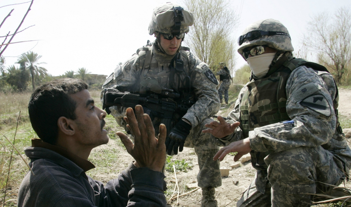 Tom kennedy us army claims service - Iraqi Translators Who Served The Us Military Are Desperate For An Exemption To Trump S Travel Ban Public Radio International