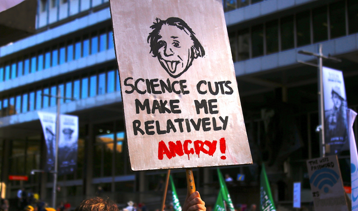 List of 2017 March for Science locations