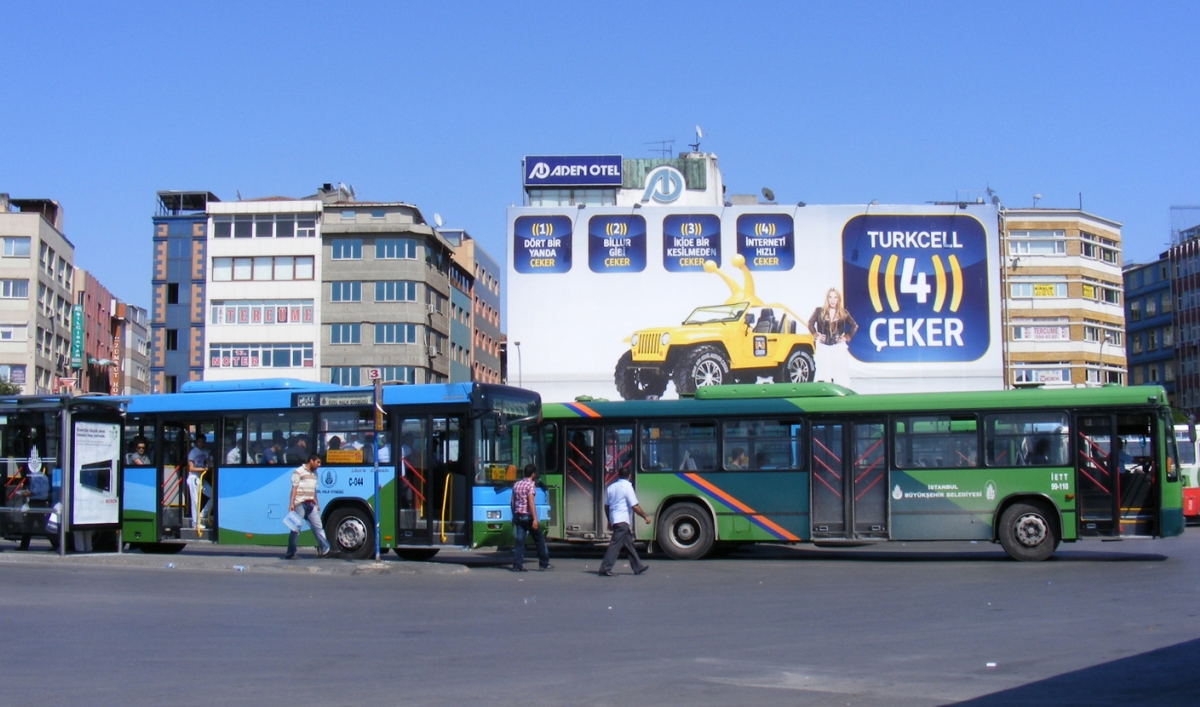 how one turkish woman stood up to sexual harassment on the bus