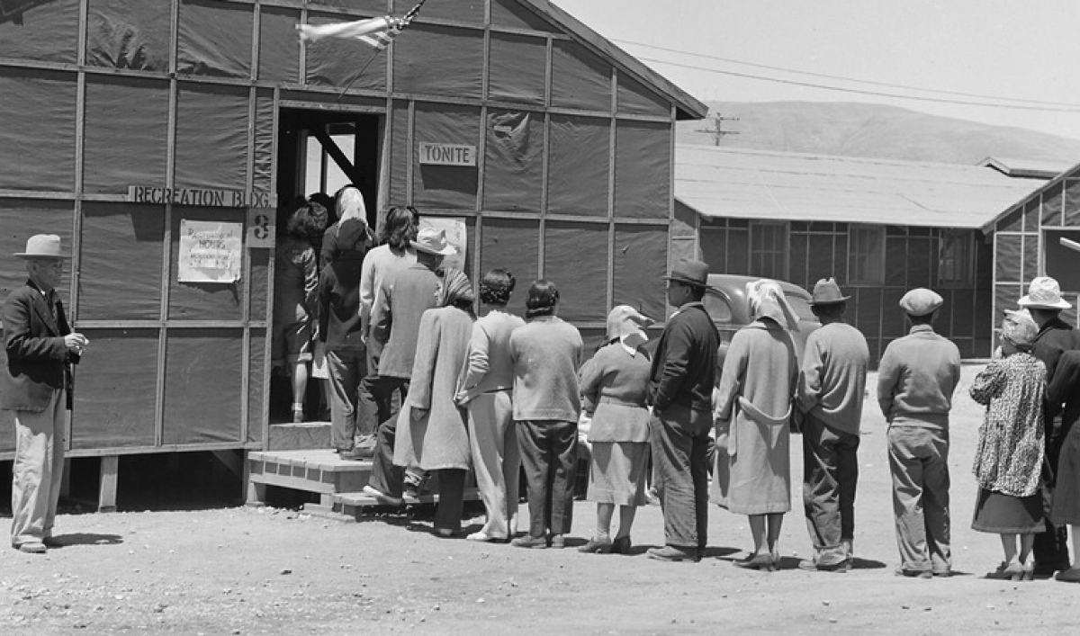 an analysis of the conditions of life of japanese americans during world war ii The depression, the new deal, and world war ii accept a segregated army or the discriminatory conditions they had during the japanese attack on.
