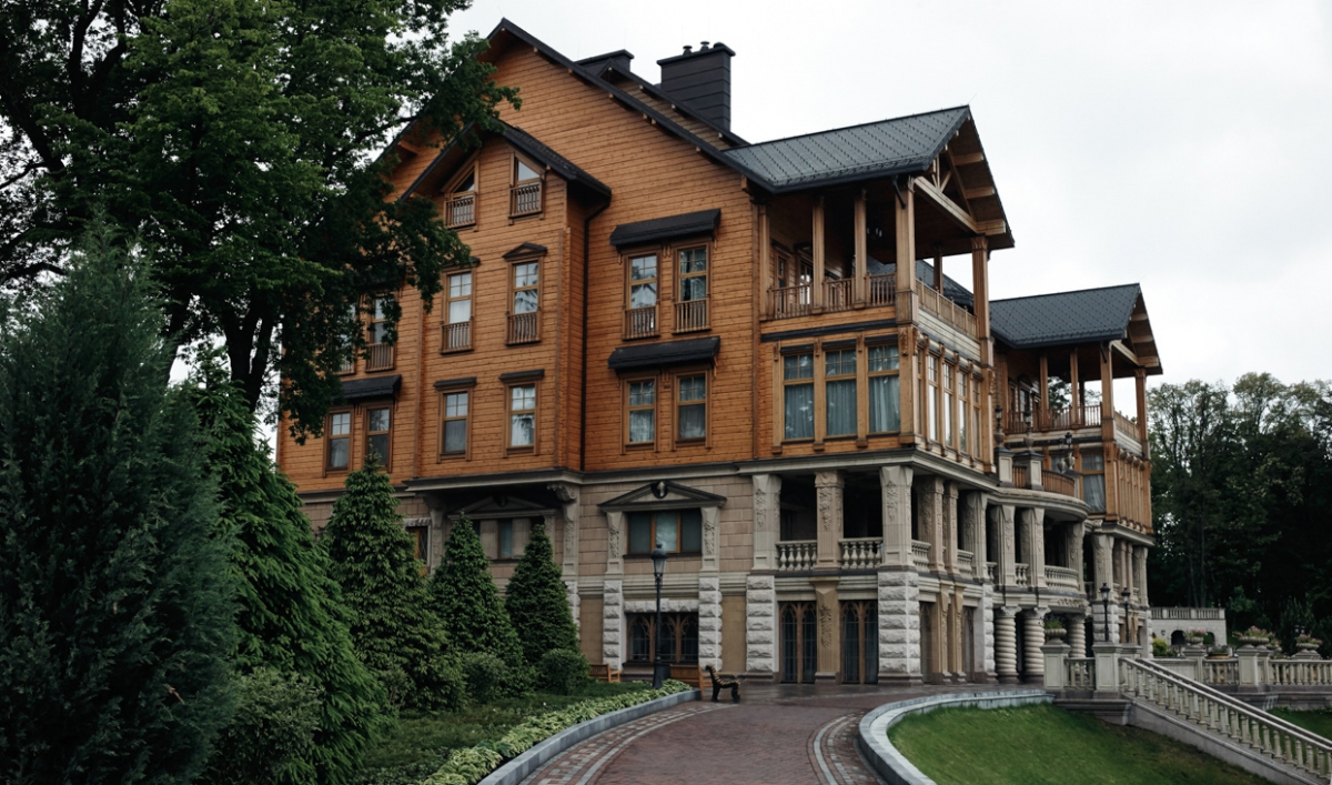 Ukrainians vowed to turn their ex-president\'s estate into a \'Museum ...
