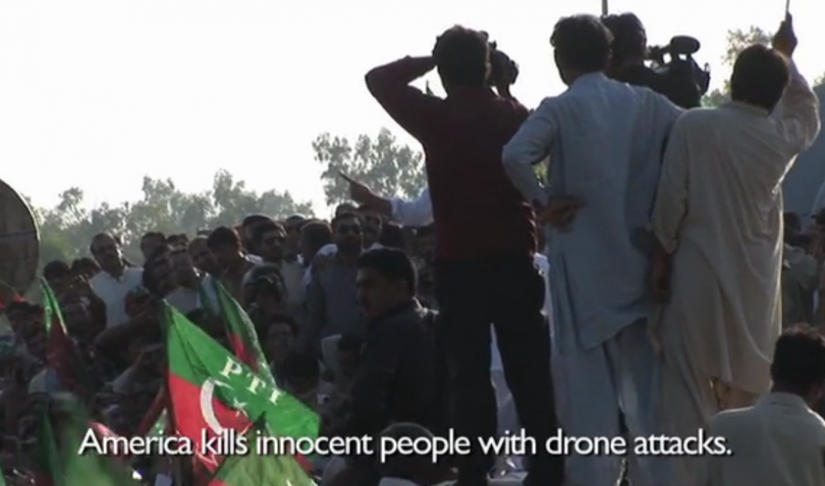 Analysis US Drone Strikes In Pakistans Tribal Areas Create Backlash