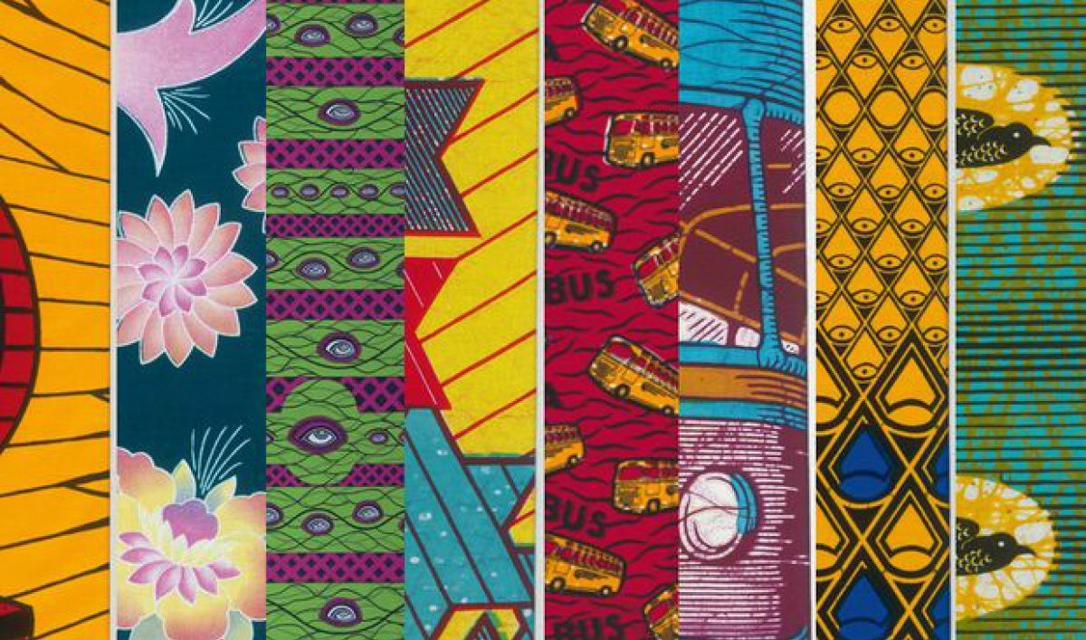 These Beautifully Colored Textiles Have Been Infused With The Rich History And Culture Of Africa