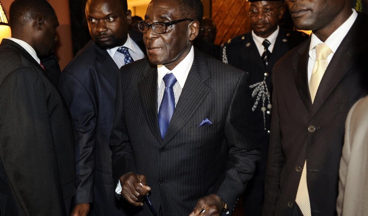 Mugabes Zimbabwe Has Little To Celebrate