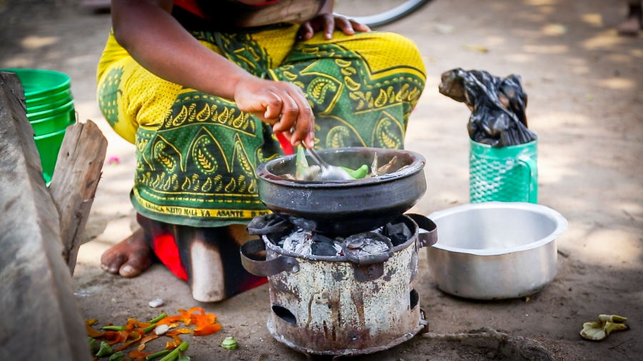 Despite its success in the villages where the pilot sustainable charcoal project has been implemented, the product has been slow to catch on among consumers because of its higher cost. But backers say it's a better product, so the real challenge, they say