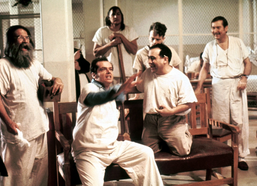 one who flew over the cuckoo s One flew over the cuckoo's nest (1975) cast and crew credits, including actors, actresses, directors, writers and more.