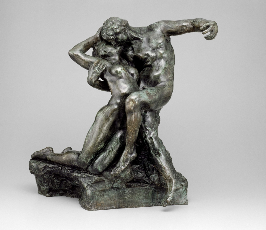 Eternal Springtime, Auguste Rodin, about 1916–17 | Gallery 255