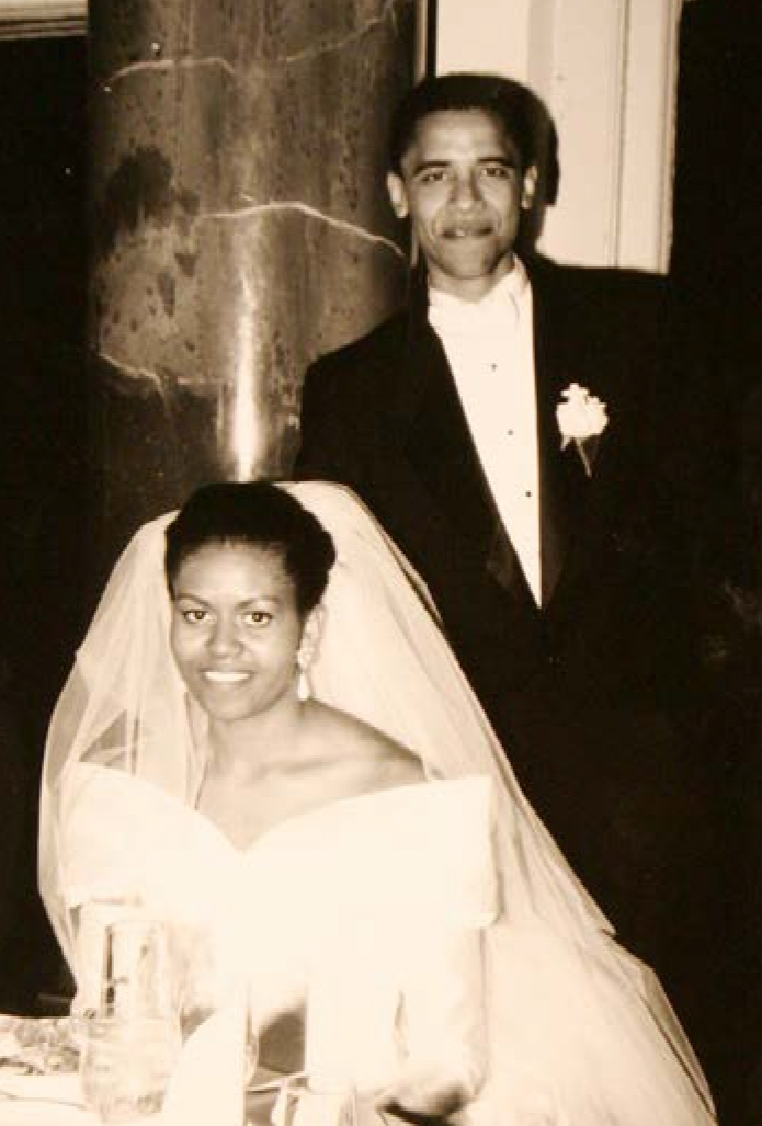 Before Barack Obama: The young Michelle Obama in pictures
