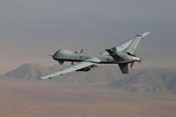 An MQ-9 Reaper
