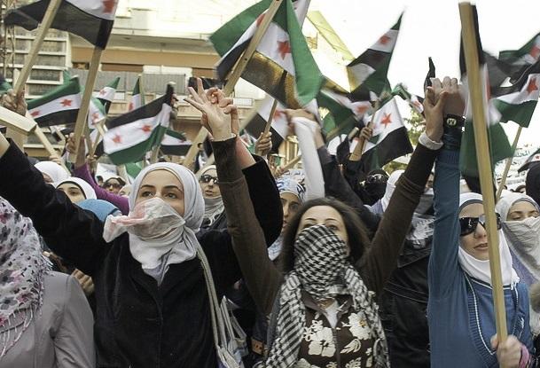 SyriaFreedom/Flickr
