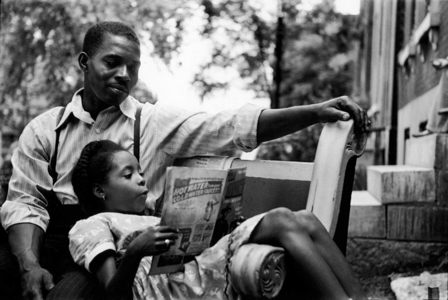 Untitled, St. Louis, Missouri (in special exhibition: Gordon Parks: Back to Fort Scott), Gordon Parks, 1950