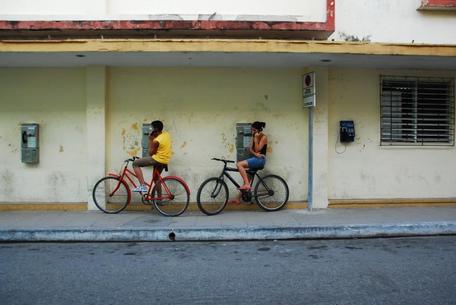 Cuban Pay Phones
