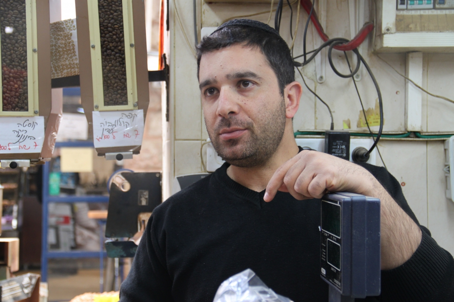 Yaron Hamami says he knows an Israeli man who tried to import Iranian pistachios and was busted by Israeli authorities.