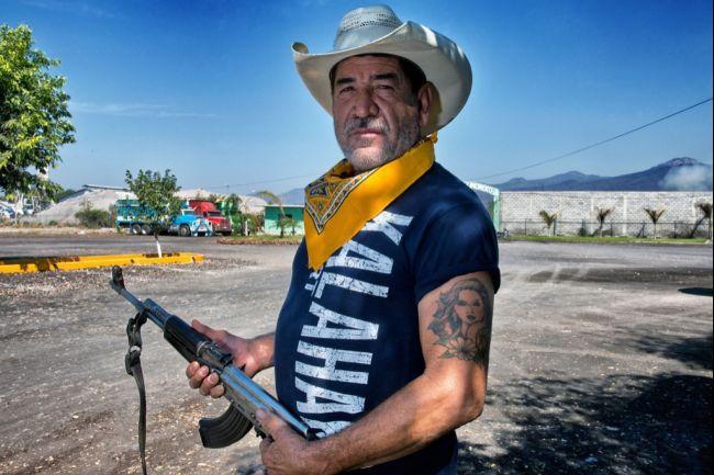 Mexican vigilante