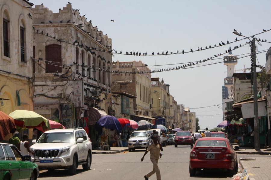 Djibouti colonial legacy