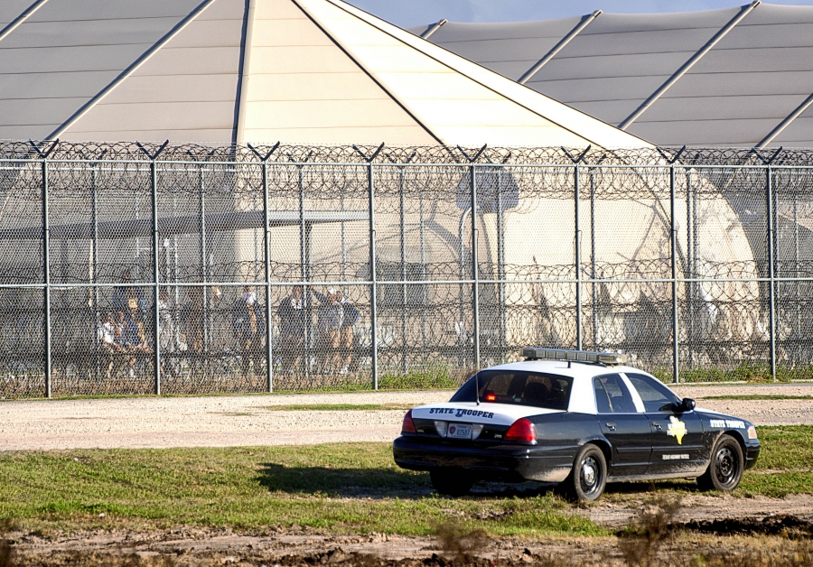 A private prison company with a troubled past looks to