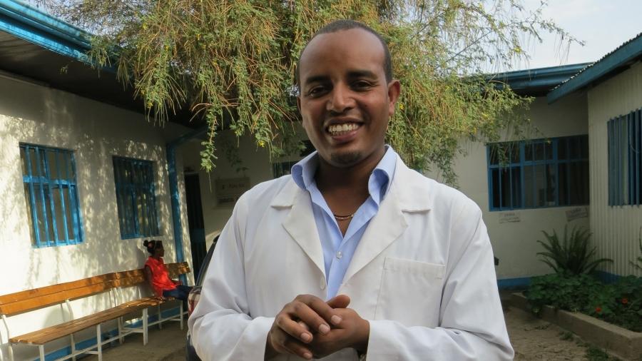 Dr. Dawit Argaw