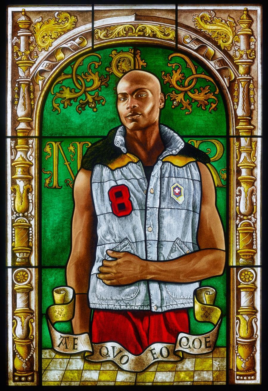 kehinde wiley reimagines old portraits because  u0026 39 if black