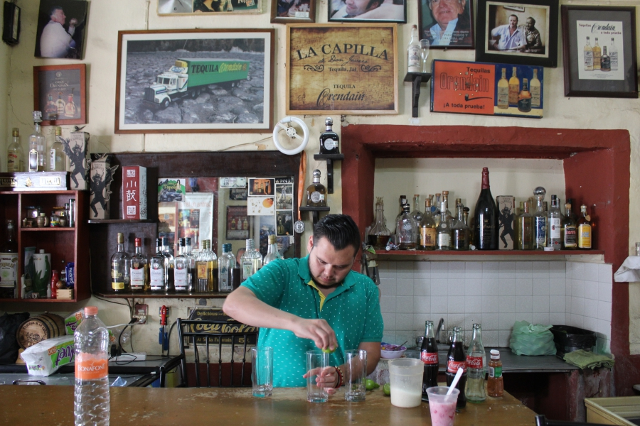 What makes a good bar? Ask one of Mexico's oldest cantina