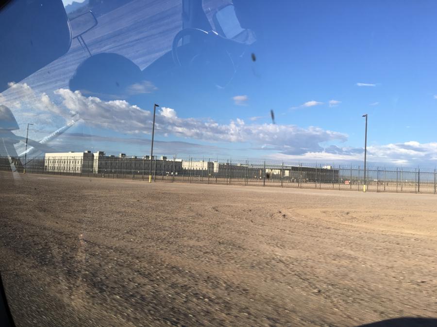 Eloy Detention center