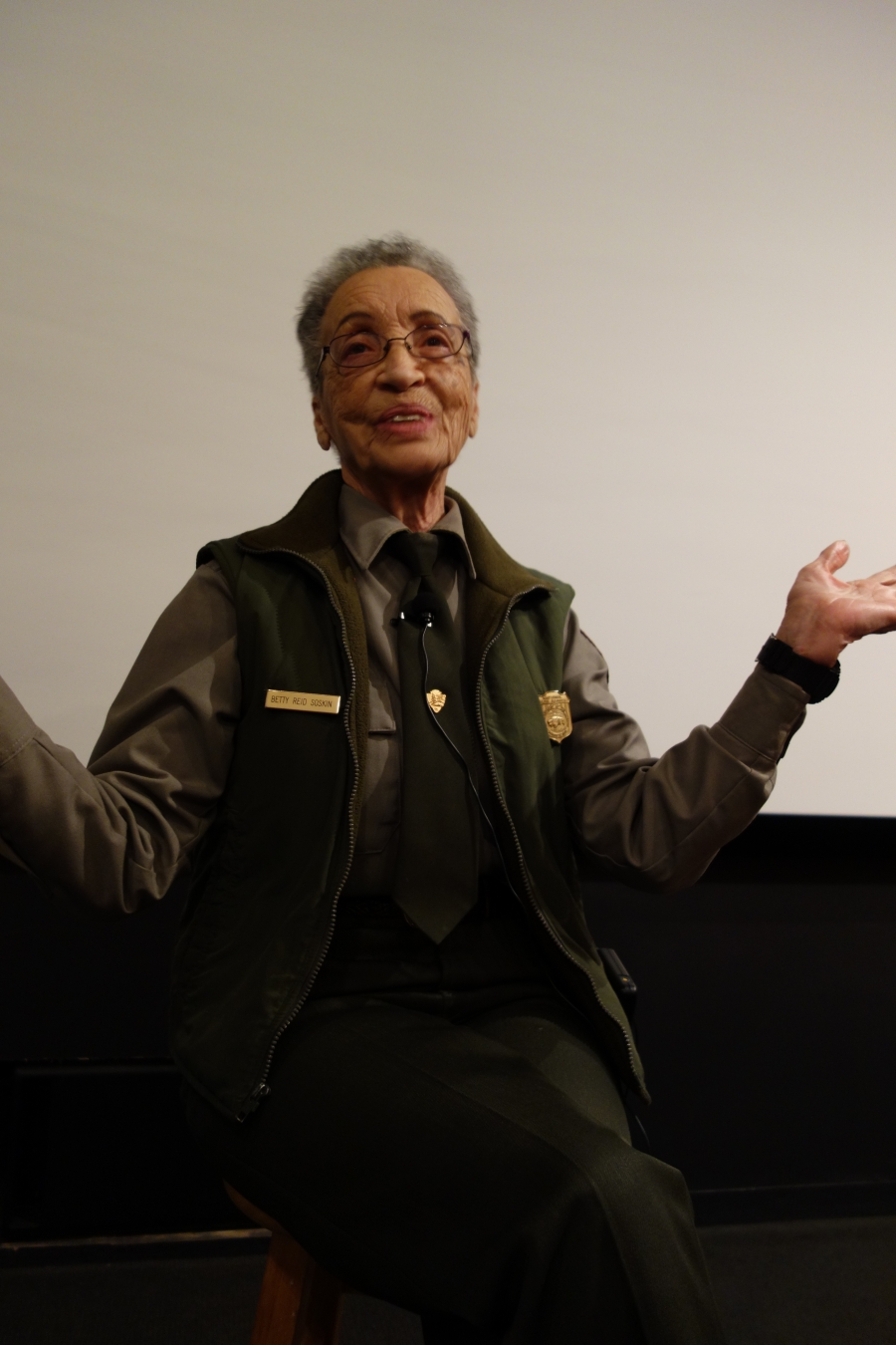 Betty Soskin The Nations Oldest Park Ranger At 94 Tells How The