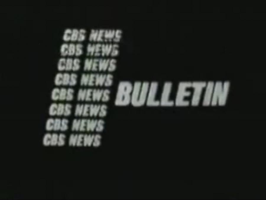 CBS News Bulletin