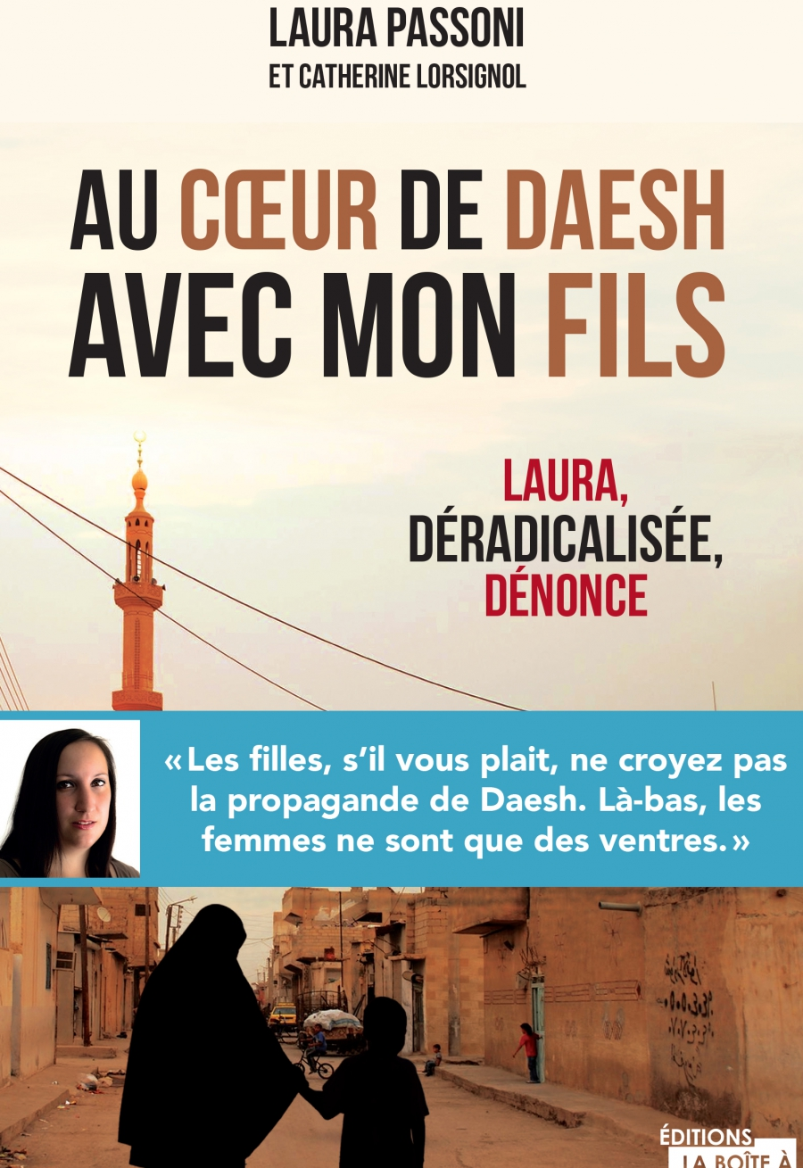 Passoni's memoir about her life with ISIS in Raqqa.