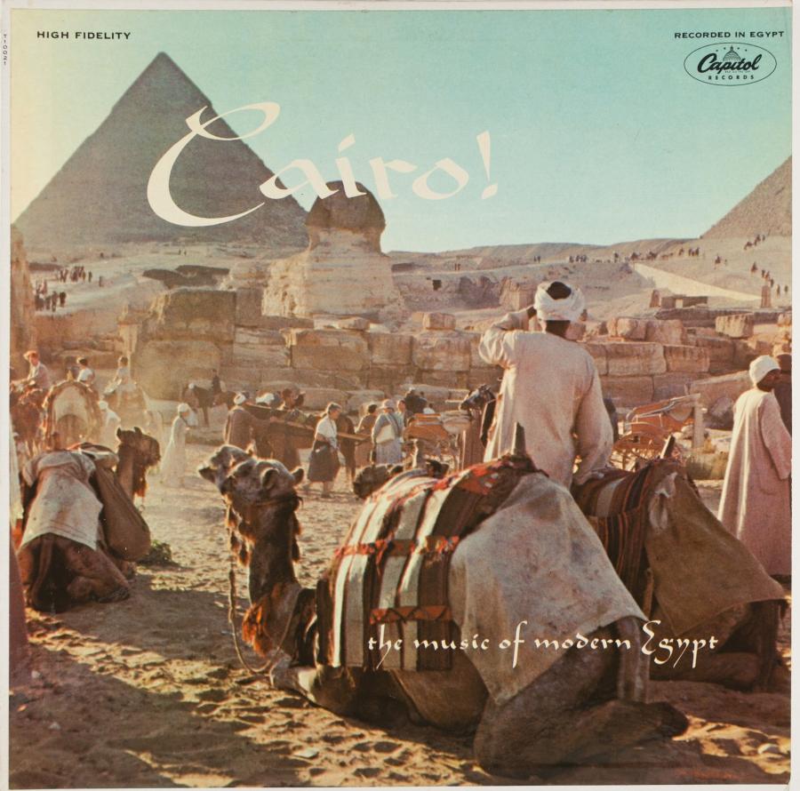 Cairo! The Music of Modern Egypt