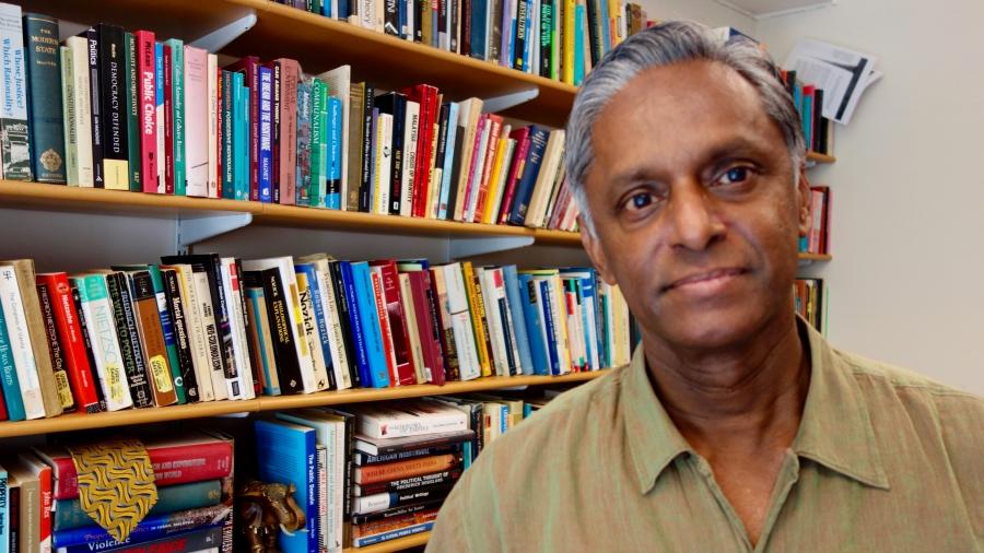 Chandran Kukathas: libertad, individualismo y secesión