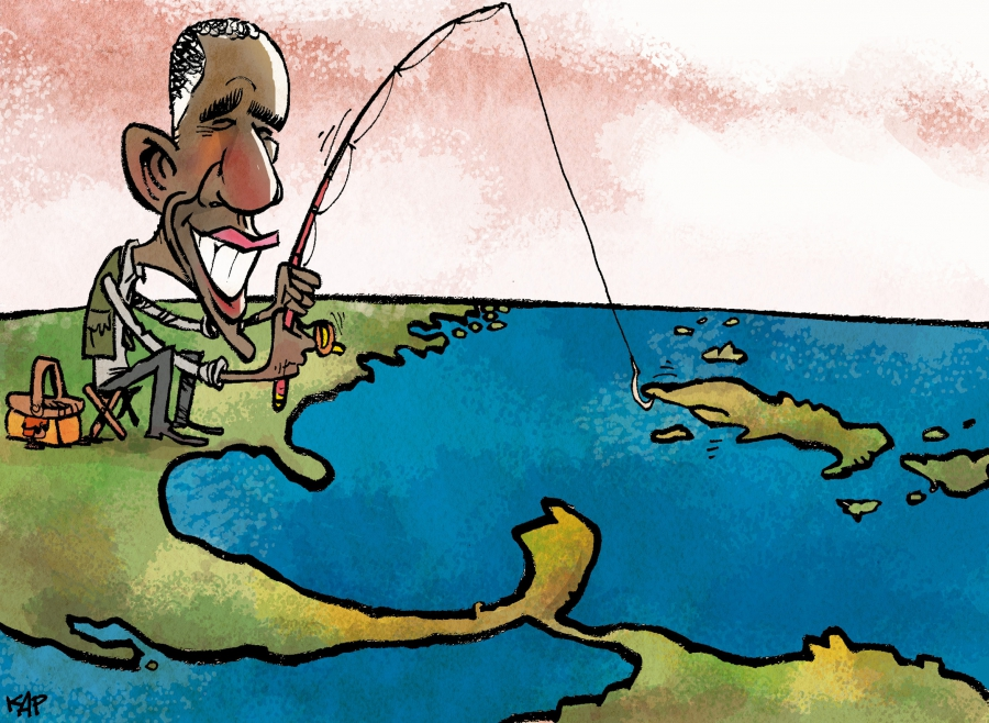 Political cartoonists from around the world are reacting to kap gumiabroncs Choice Image