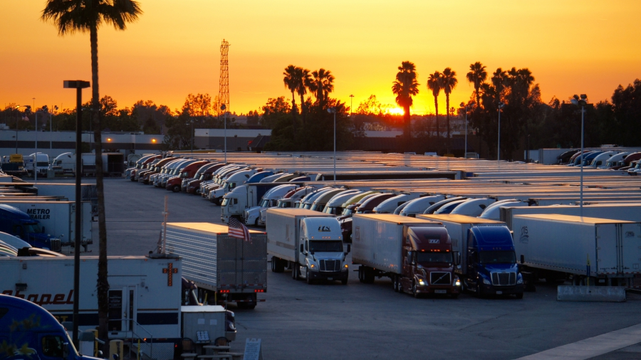 America's trucking industry faces a shortage  Meet the