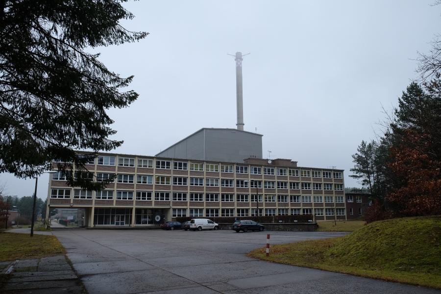 Rheinsberg Nuclear Power Plant