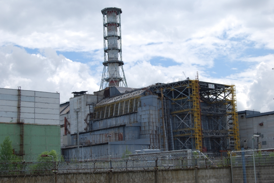 Touring Chernobyl more than 20 years after the nuclear disaster