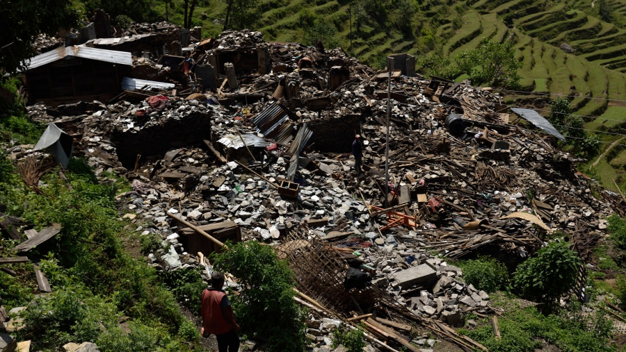 Earthquakes in Nepal are only the start of the country's problems